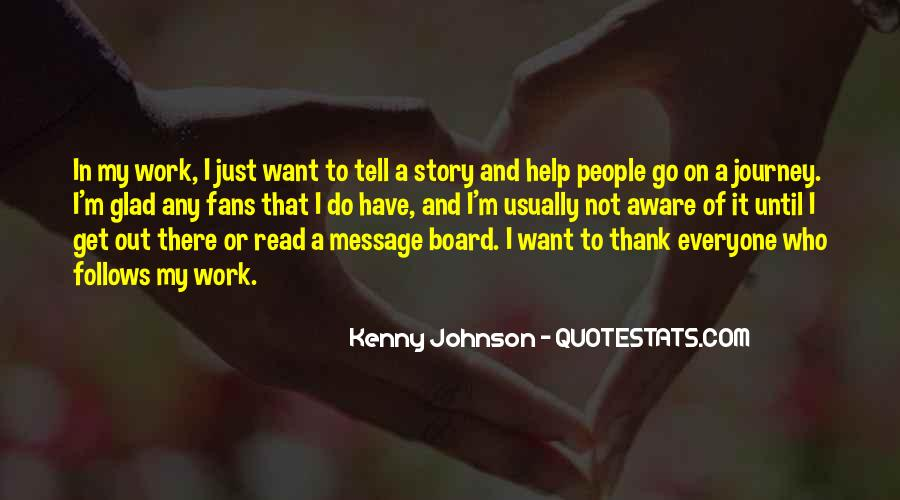 Quotes About Everyone Has A Story To Tell #936000