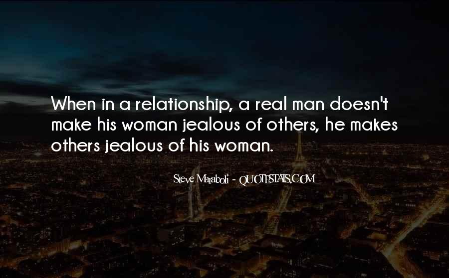 Quotes About A Jealous Girlfriend #1346029