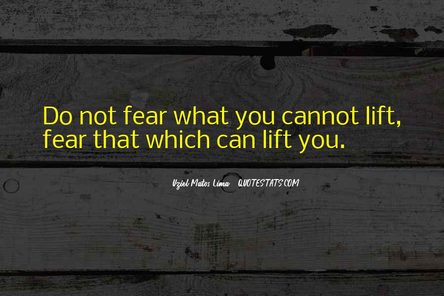 Top 30 Quotes About Weight Lifting: Famous Quotes & Sayings ...