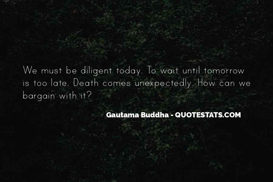 Quotes About Death Buddhism #1049488