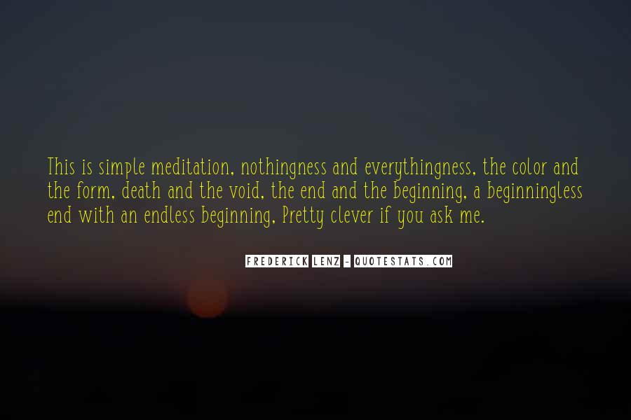 Quotes About Death Buddhism #1414317