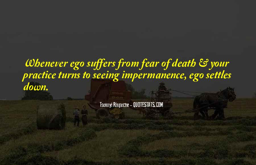 Quotes About Death Buddhism #1801