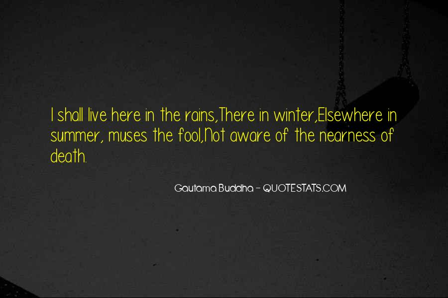 Quotes About Death Buddhism #843031