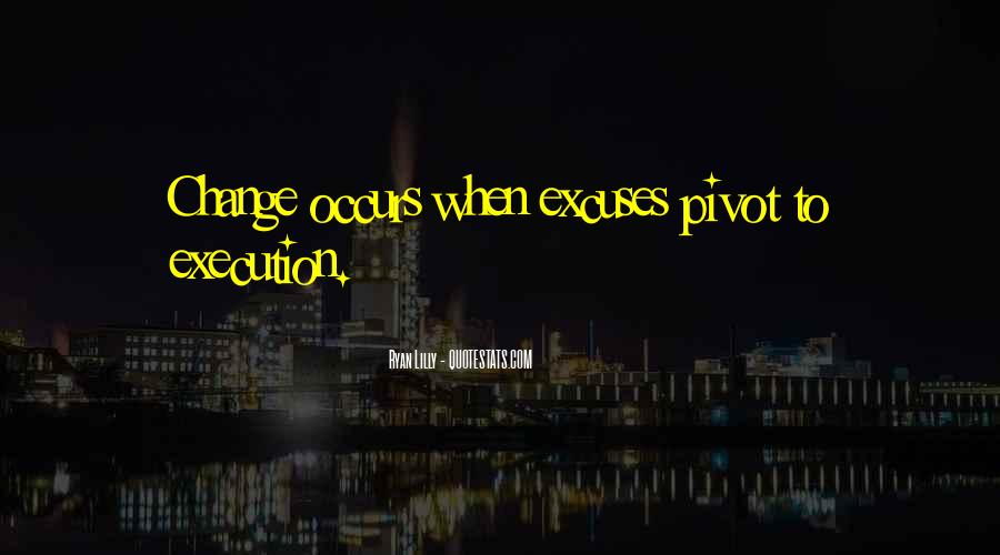 Quotes About Excuses And Success #1445417