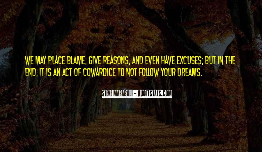 Quotes About Excuses And Success #1526885