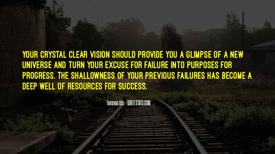 Quotes About Excuses And Success #1626155