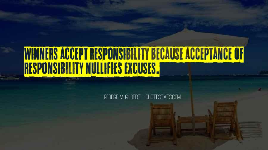 Quotes About Excuses And Success #1720335
