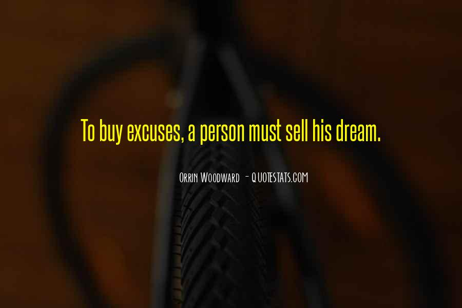 Quotes About Excuses And Success #1763955