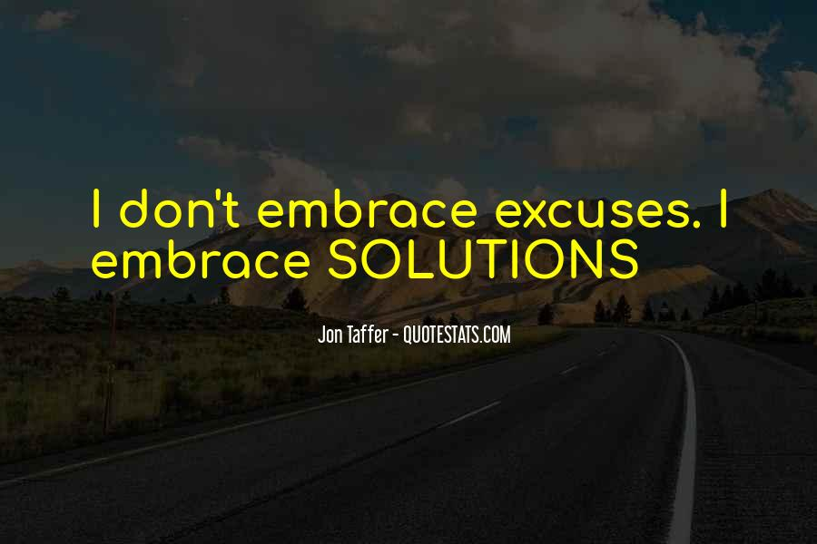 Quotes About Excuses And Success #645521
