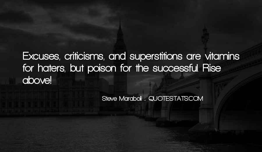 Quotes About Excuses And Success #782870
