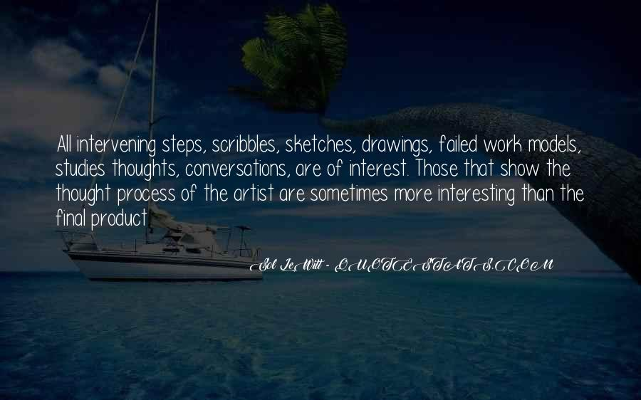 Quotes About Scribbles #1003050