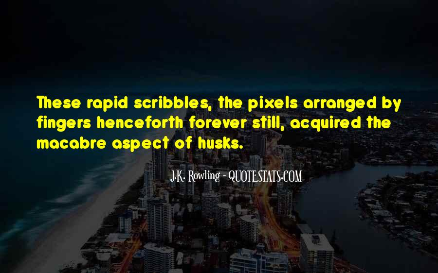 Quotes About Scribbles #197209