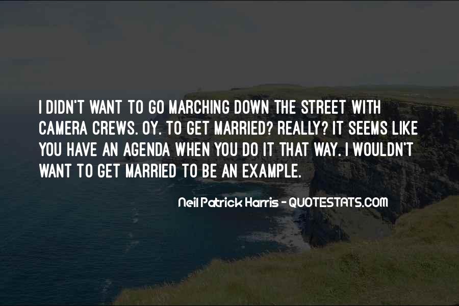 Quotes About When You Get Married #90791