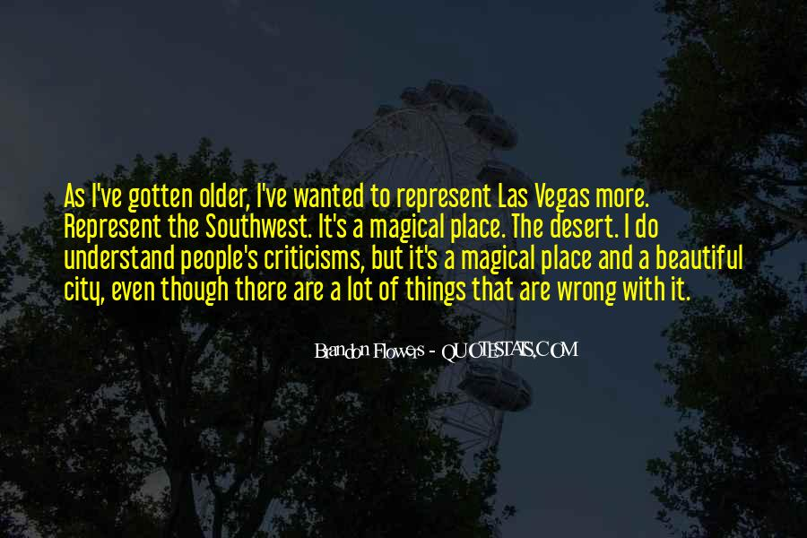 Quotes About Desert Flowers #105883