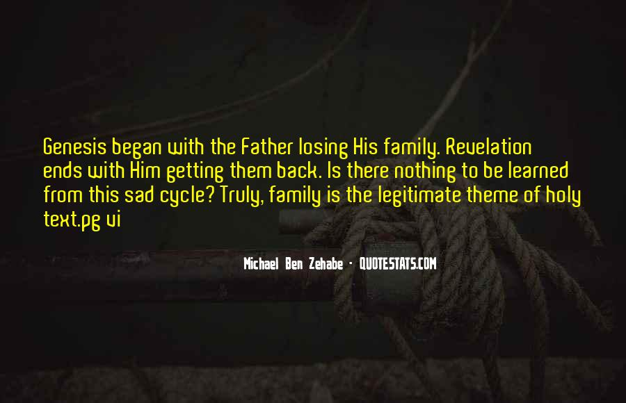 Quotes About Losing A Father From A Daughter #74782