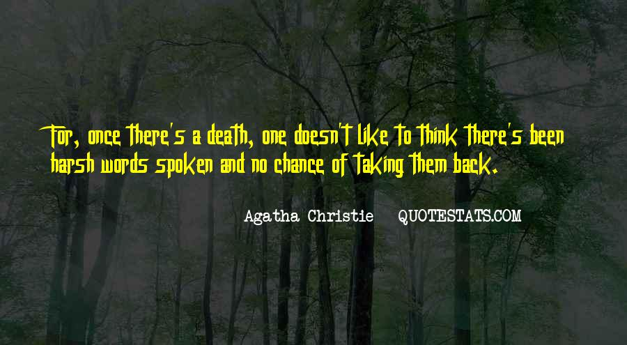Quotes About Taking A Chance On Me #394609