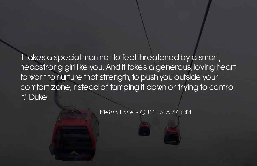 Quotes About Outside Your Comfort Zone #1337037