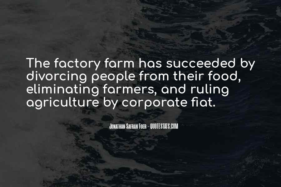 Quotes About Farmers And Farming #1447557