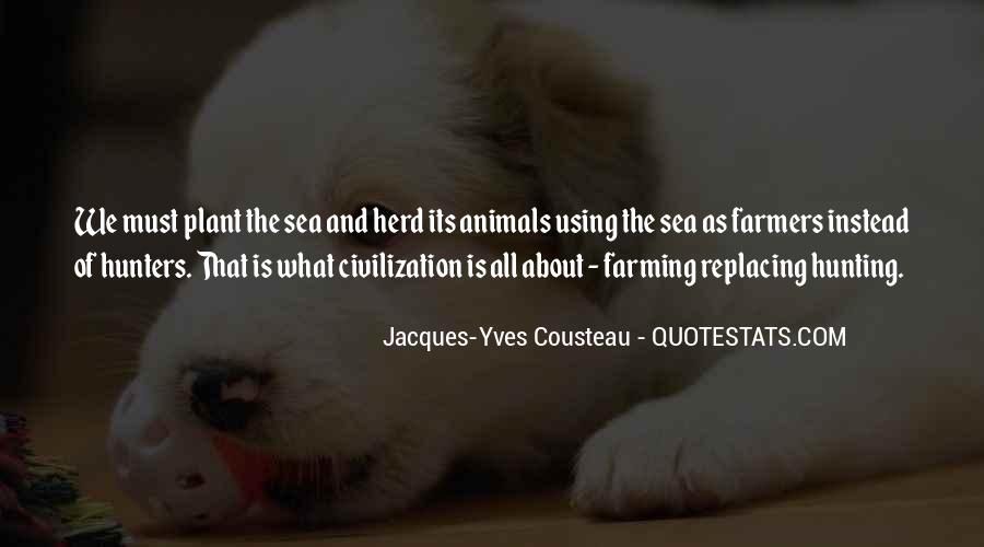 Quotes About Farmers And Farming #1738163