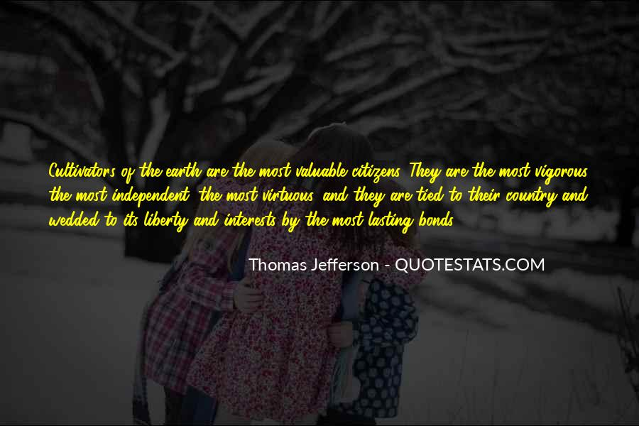 Quotes About Farmers And Farming #291728