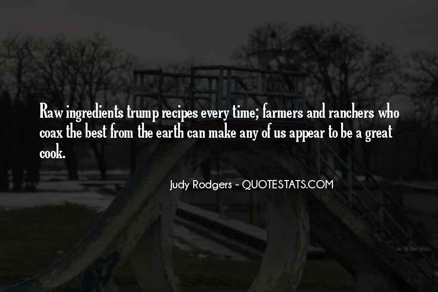 Quotes About Farmers And Farming #872399
