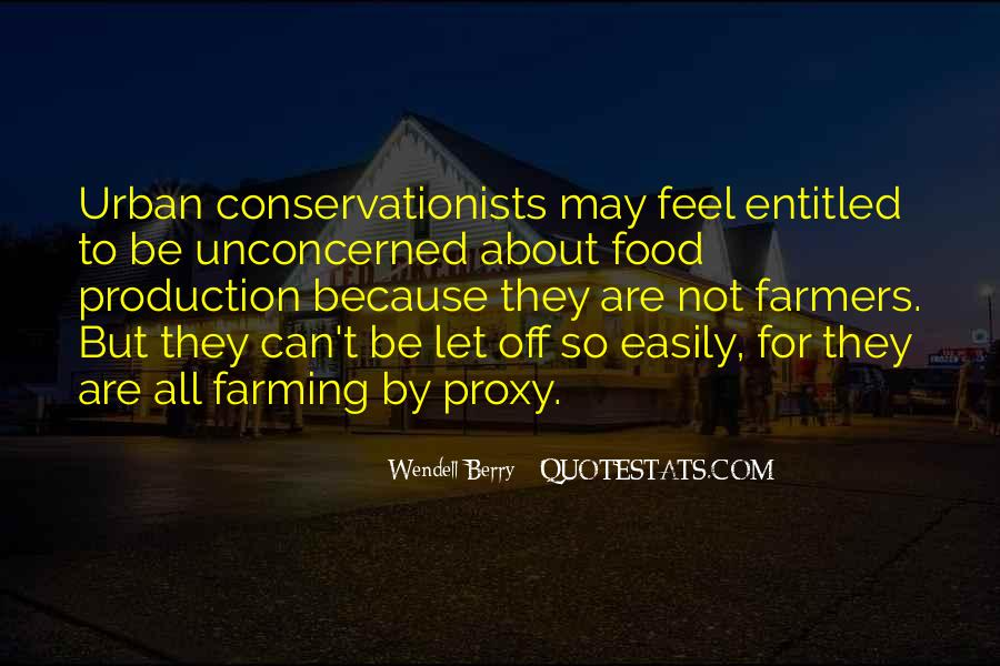 Quotes About Farmers And Farming #900584