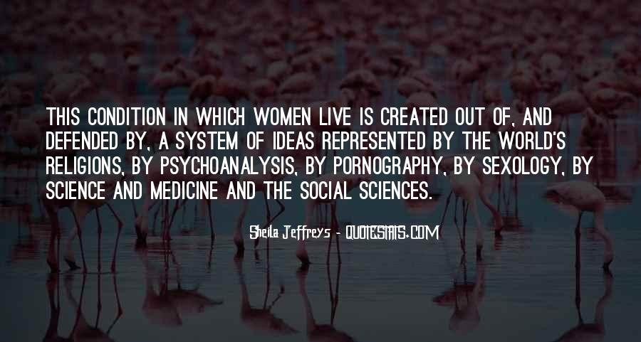Quotes About Sexology #143055