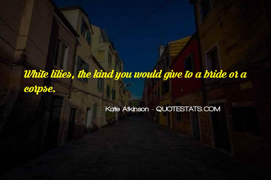 Quotes About Soon To Be Bride #55530