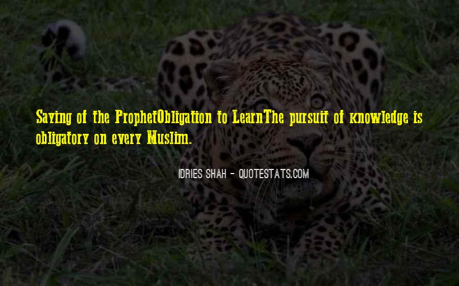 Quotes About Muslim #103342