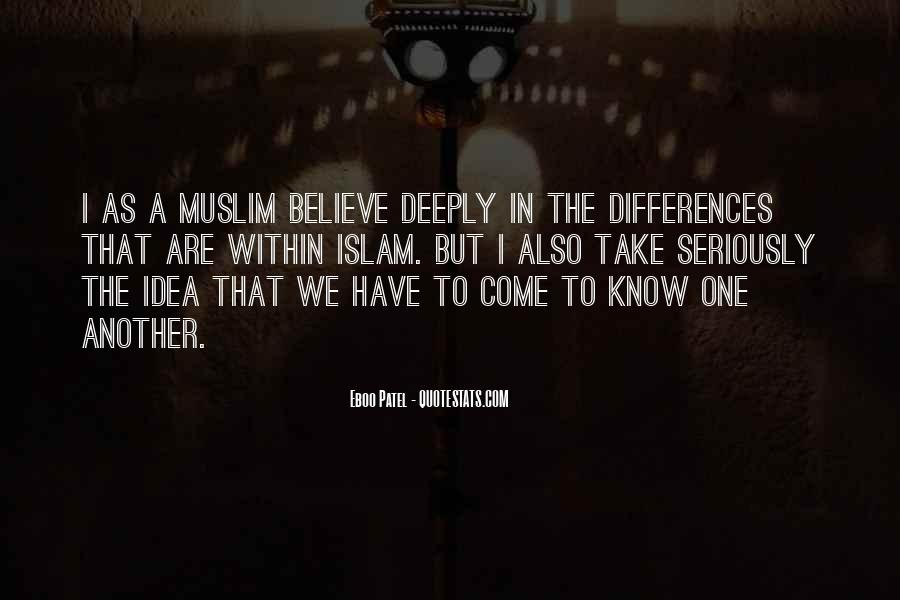 Quotes About Muslim #114747