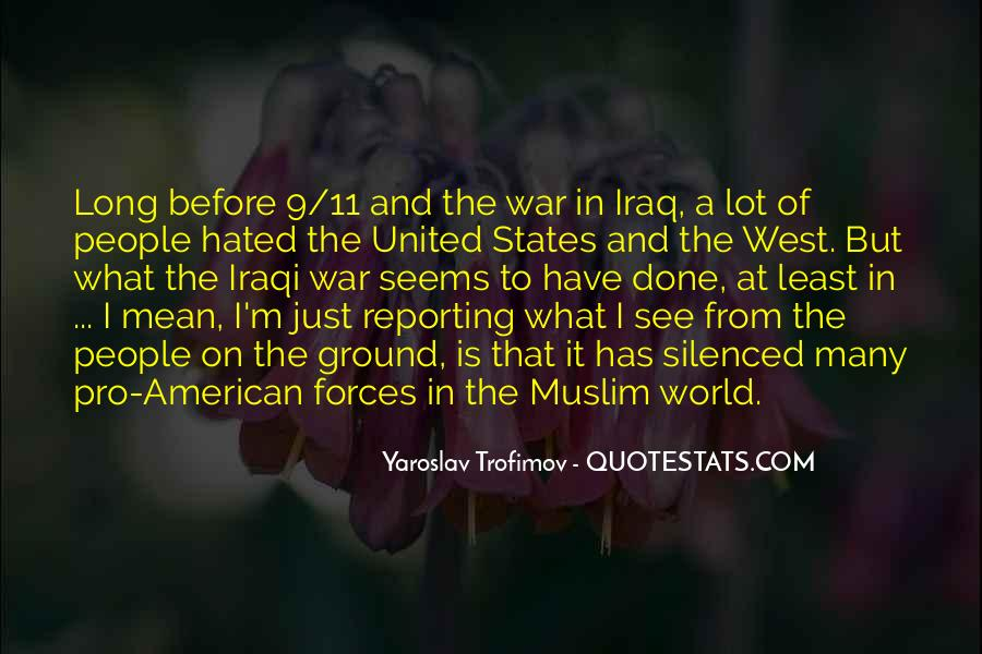 Quotes About Muslim #139610