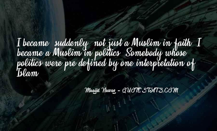 Quotes About Muslim #162901