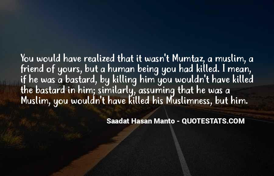 Quotes About Muslim #174007