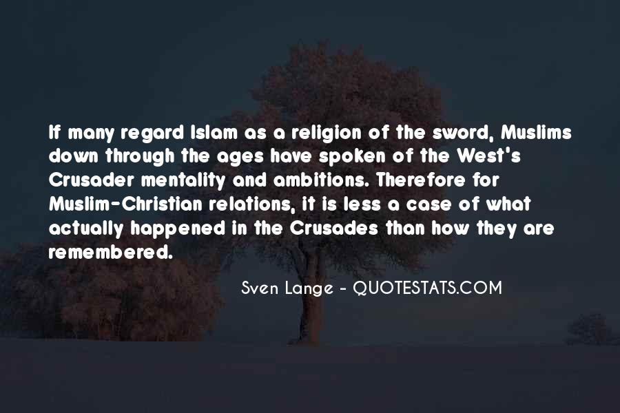 Quotes About Muslim #214195