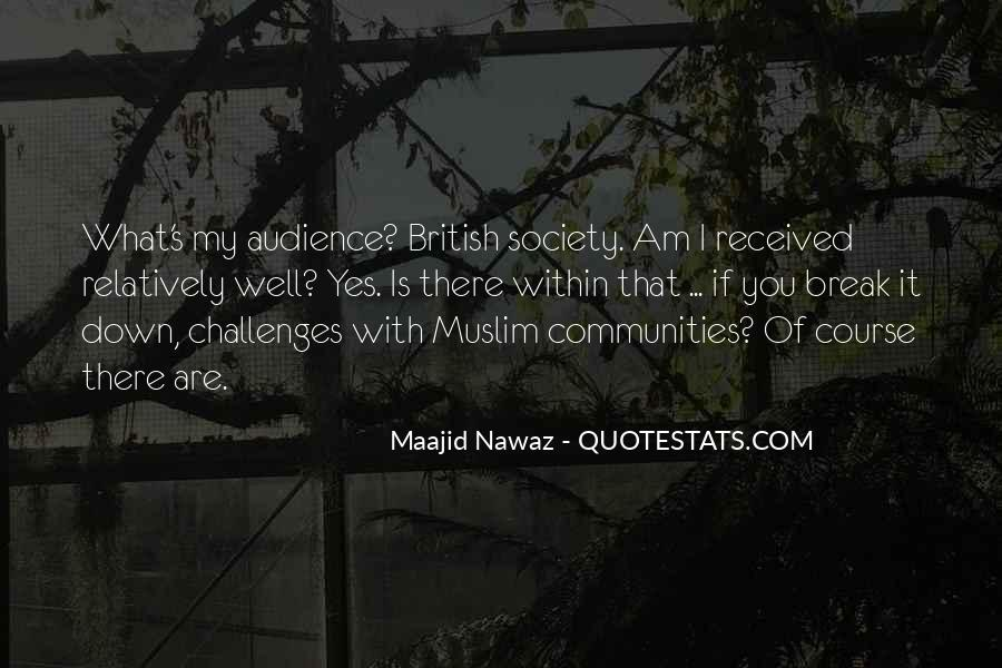Quotes About Muslim #230779