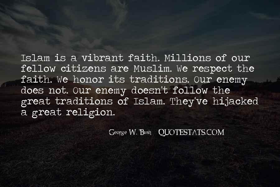 Quotes About Muslim #24537