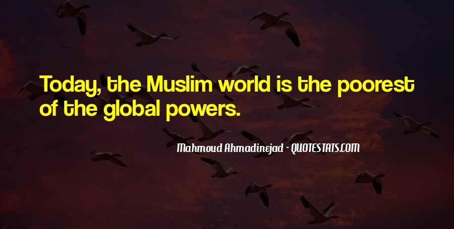 Quotes About Muslim #79640