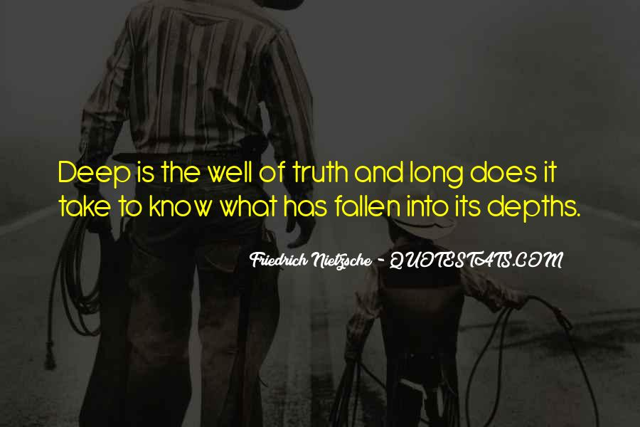 Quotes About Know The Truth #113617