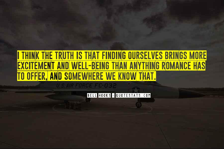 Quotes About Know The Truth #23163
