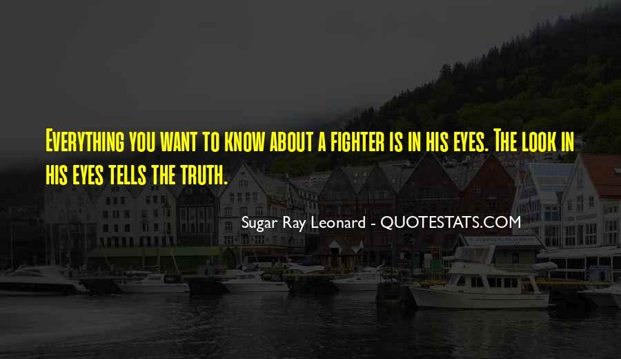 Quotes About Know The Truth #24837