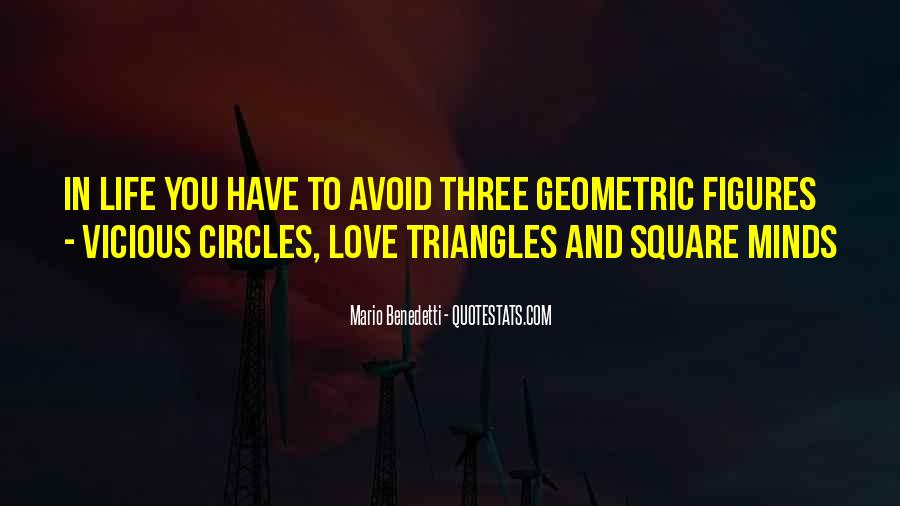 Quotes About Vicious Circles #520894