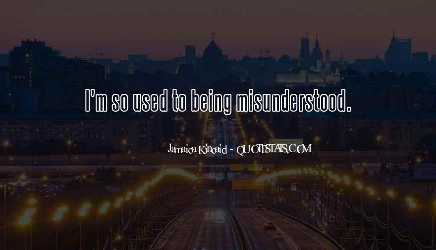 Quotes About Being Used #110467