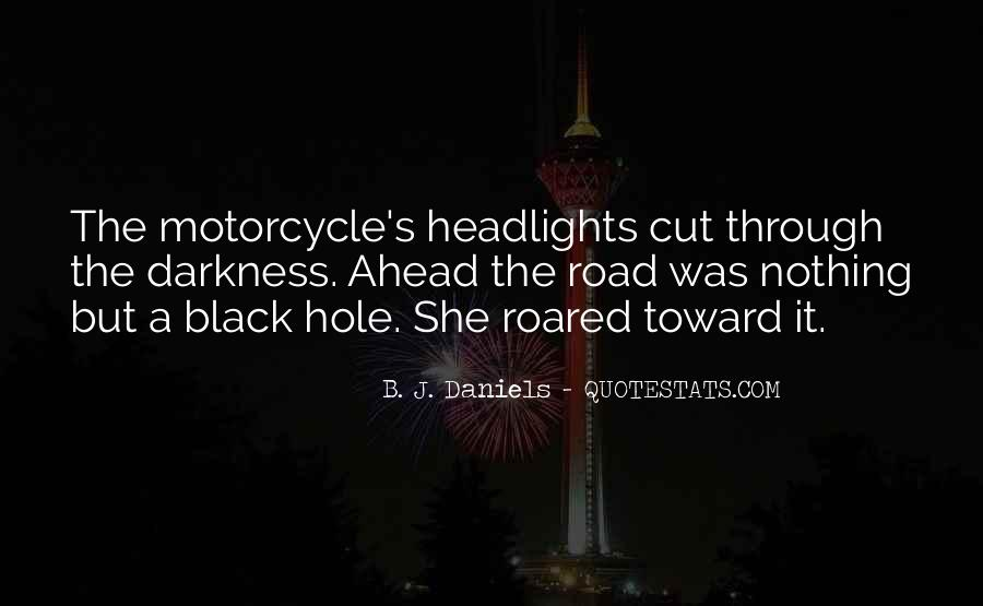 Quotes About Road Ahead #1073037