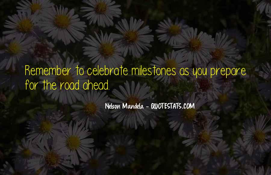 Quotes About Road Ahead #107554