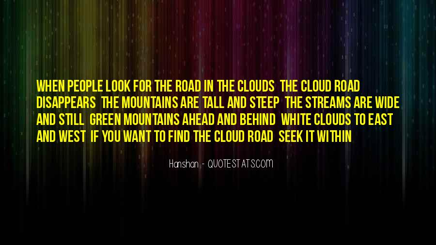 Quotes About Road Ahead #1139638