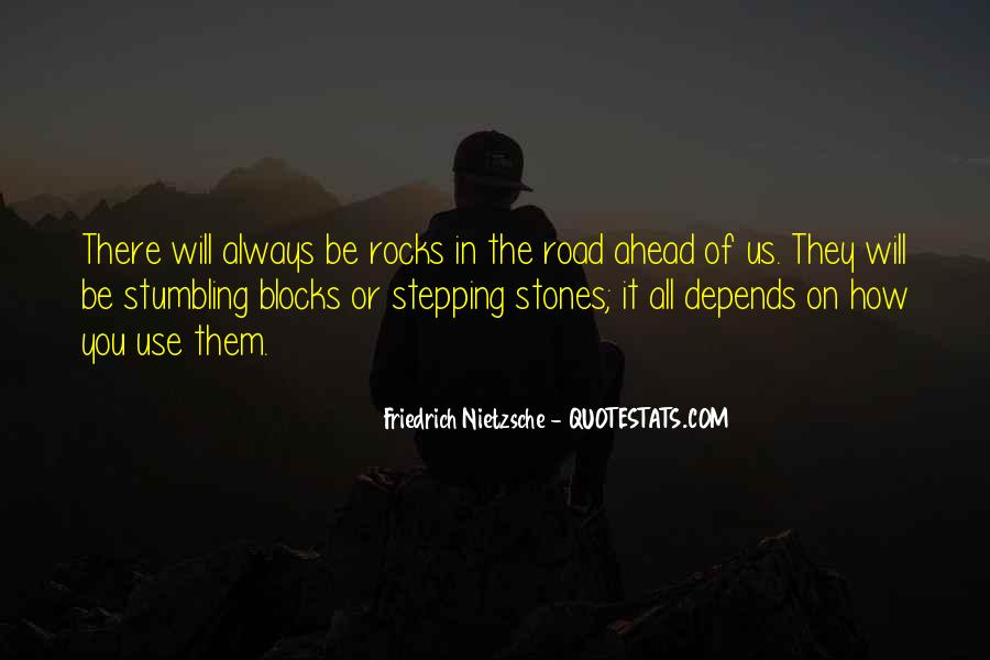 Quotes About Road Ahead #1420022