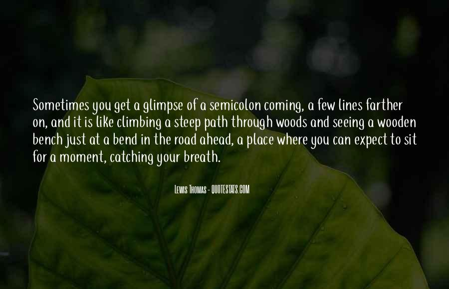 Quotes About Road Ahead #1610339