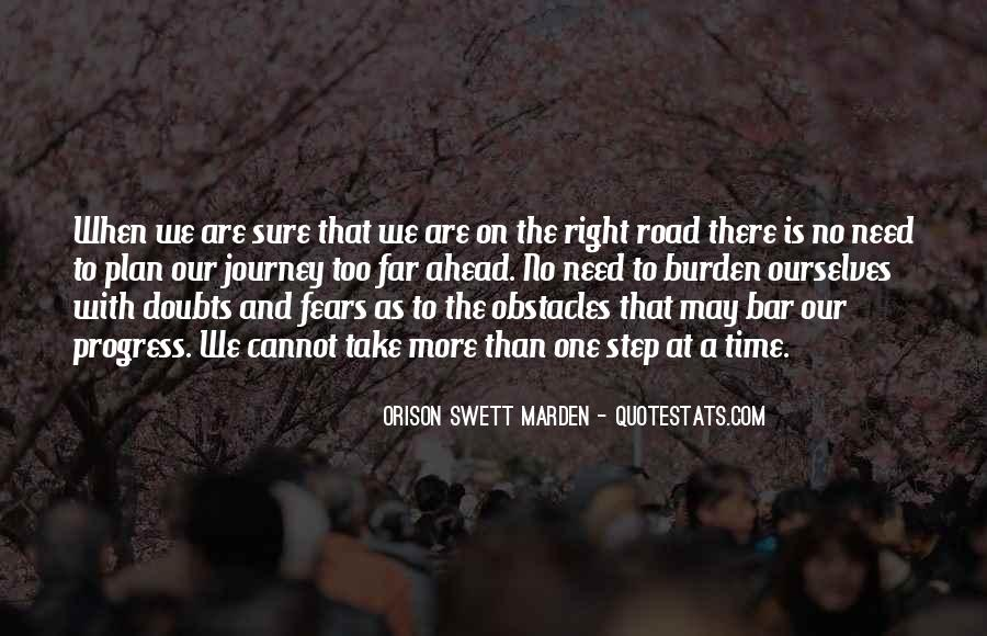 Quotes About Road Ahead #454781