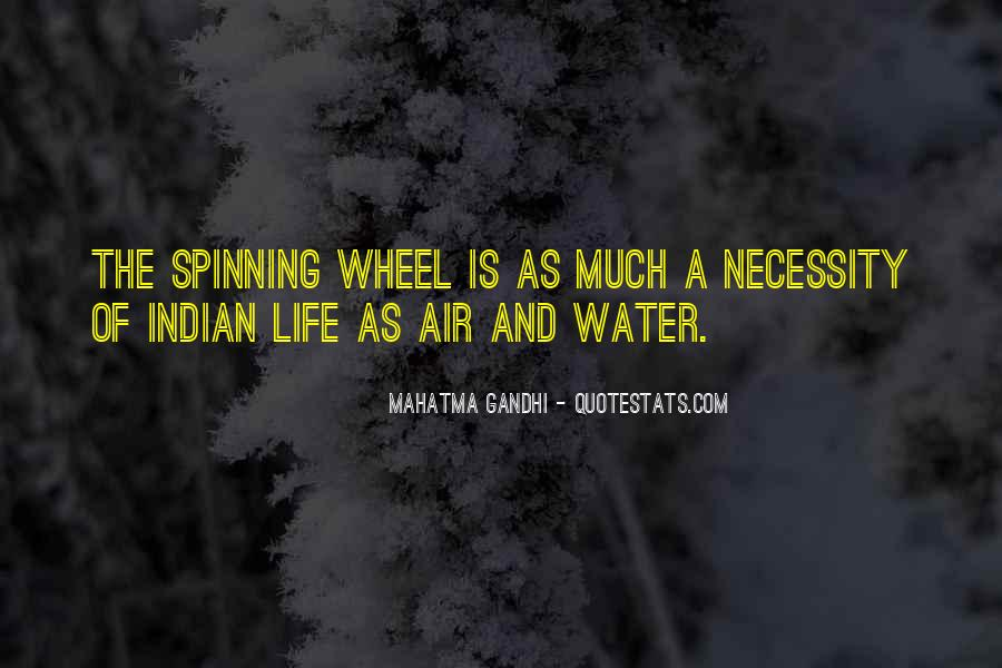 Quotes About Water Wheel #265995