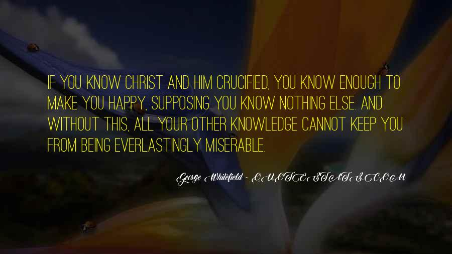 Quotes About Crucified #173815
